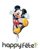 Ballon Mickey Mouse de 78 x 55 cm