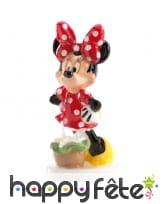 Bougie Minnie Mouse de 9cm