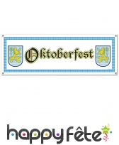 Bannière Oktoberfest