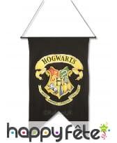 Bannière Poudlard Harry Potter de 76 cm