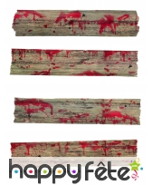 Barricades pour zombie