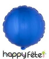 Ballon rond aluminium de 45cm, image 3