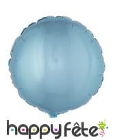 Ballon rond aluminium de 45cm, image 4