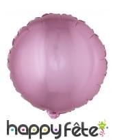 Ballon rond aluminium de 45cm, image 5