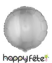 Ballon rond aluminium de 45cm, image 6
