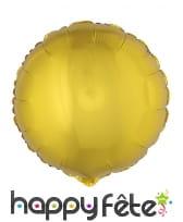 Ballon rond aluminium de 45cm, image 7