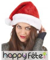 Bonnet rouge de Père Noël étoiles lumineuses, image 2