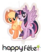Bougie Rainbow Dash et Twilight Sparkle, 6,5 cm, image 3