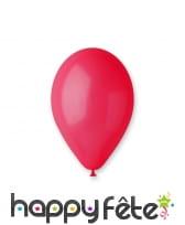 Ballons rouges foncés, 30cm
