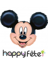 Ballon tête de Mickey Mouse
