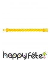 Bracelet zip fluo pour adulte, image 2