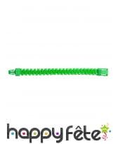 Bracelet zip fluo pour adulte, image 3