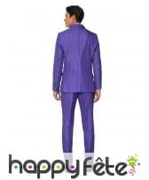 Costume 3 pièces du Joker pour homme, image 1