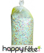 Confettis 5kg multicolores
