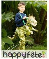 Costume à dos de dinosaure pour enfant, image 1