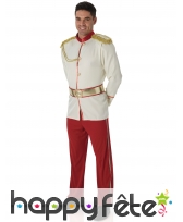 Costume adulte de Prince charmant