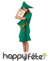 Costume arbre de noel, image 3