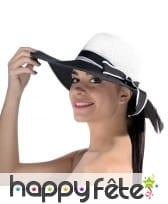 Chapeau Audrey Hepburn