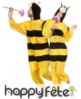 Combinaison abeille pour adulte