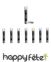 Crayon à paillettes irisées visage et corps 3,5gr