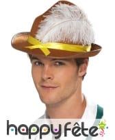 Chapeau bavarois