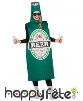 Combinaison bouteille de bière beer pour adulte, image 3
