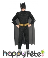 Costume Batman Dark knight Licence