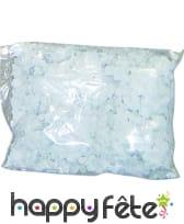 Confettis blanc en sac d'1kg