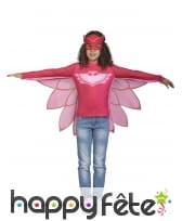 Costume Bibou Owlette pour enfant, Pyjamasques, image 1