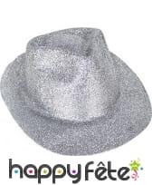 Chapeau borsalino pailleté, image 3