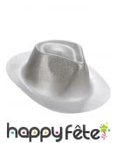 Chapeau borsalino pailleté, image 4
