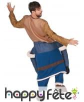 Costume Carry Me de Viking pour adulte, image 2
