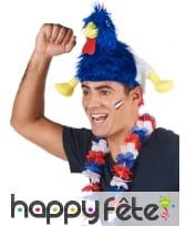 Chapeau coq pour supporter la France, image 1