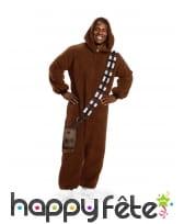 Combinaison Chewbacca pour adulte, image 1