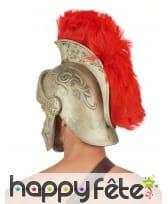 Casque crête rouge de centurion, image 1