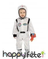 Combinaison d'astronaute pour bébé