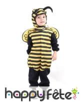 Costume d'abeille pour petit garçon