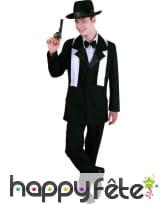 Costume d'agent secret 007