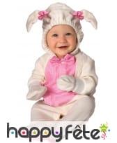 Costume d'agneau pour bébé