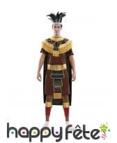 Costume d'amérindien pour homme