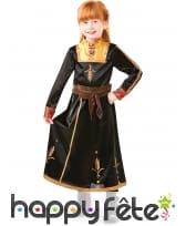 Costume de Anna La Reine des neiges 2, luxe, image 2