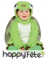 Combinaison de bébé tortue