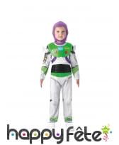 Combinaison de Buzz l'Eclair pour enfant