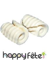 Coquillettes de beurre en gelatine