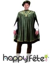 Costume de Baron du Moyen Age