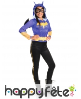 Costume de Batgirl Super Hero Girls pour enfant