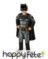 Costume de Batman Dawn of Justice enfant, luxe