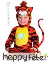 Costume de bébé chat