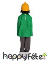 Costume de Berti pour enfant, Mainzelmännchen, image 1