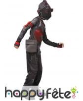 Costume de Black Knight pour ado, Fortnite, image 1